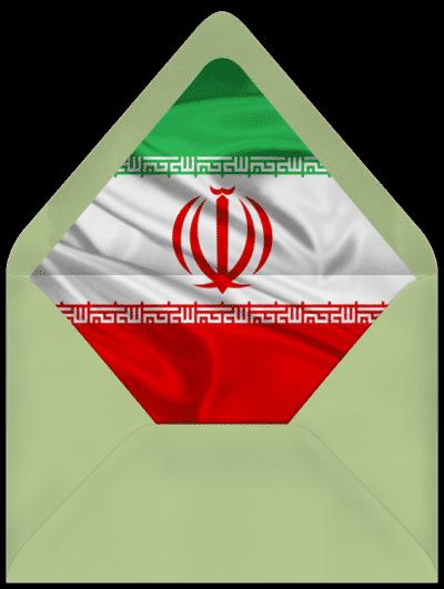 پاکت کارت پستال شورای دانش آموزی