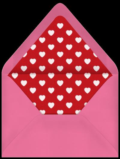 پاکت کارت پستال روز عشق مبارک