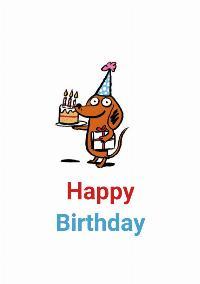 تبریک تولد به انگلیسی
