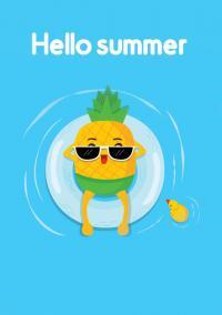تابستون اومد